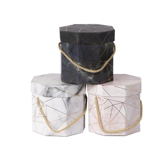 Kinkekarp Franco marmor