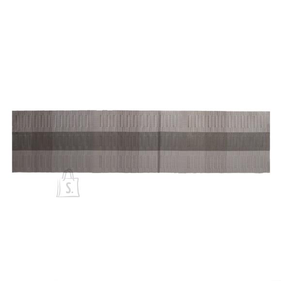 Laualinik TEXTILINE, 30x135cm, helehall