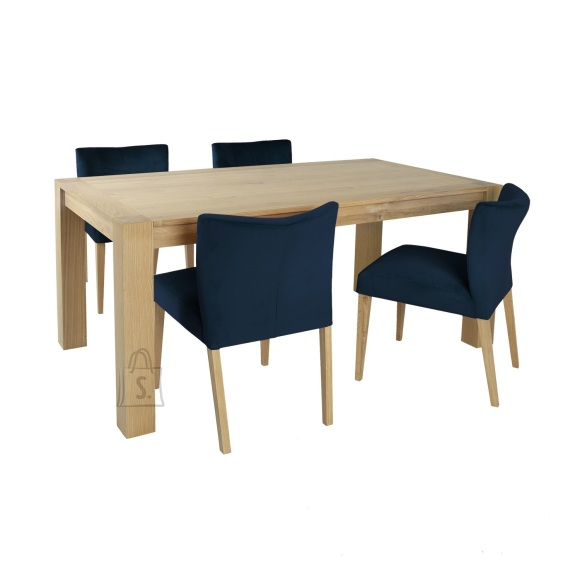 Söögilauakomplekt TURIN 4-tooliga 11326