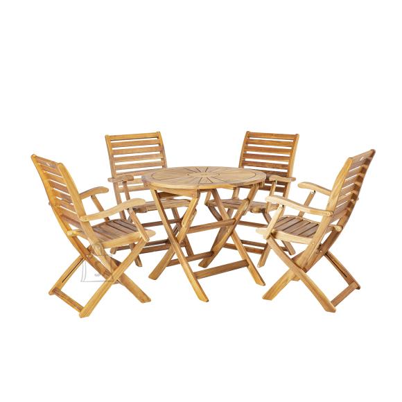Komplekt CHERRY laud ja 4 tooli (13326)