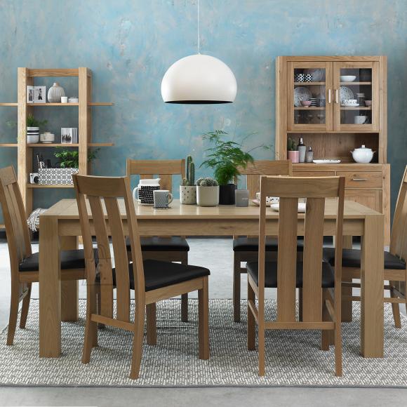 Söögilauakomplekt TURIN 6-tooliga 11302