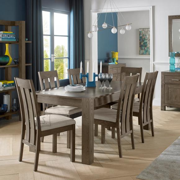 Söögilauakomplekt TURIN 6-tooliga 11305
