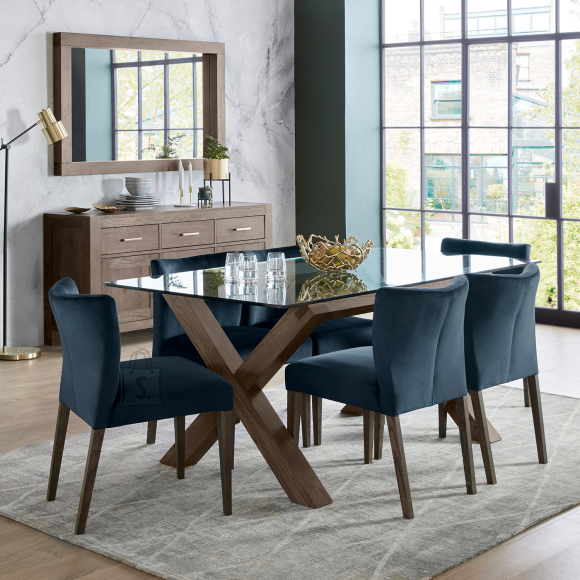 Söögilauakomplekt TURIN 6-tooliga 11301