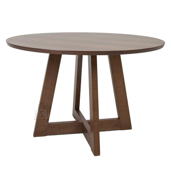 Laud ADELE D120xH75,5cm, tume pöök