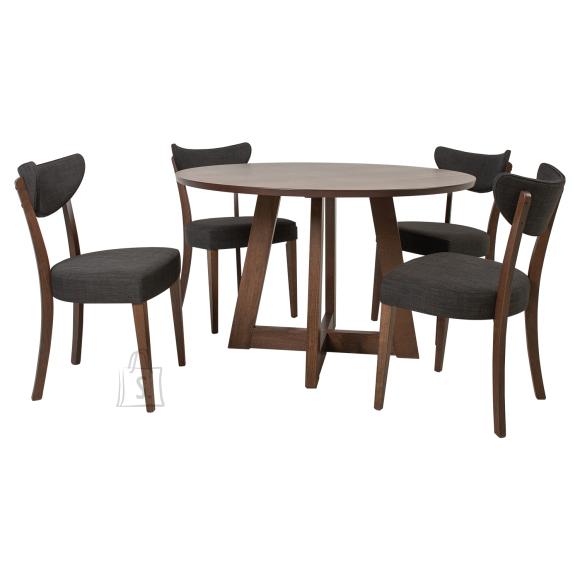 Söögilauakomplekt ADELE 4-tooliga (21923