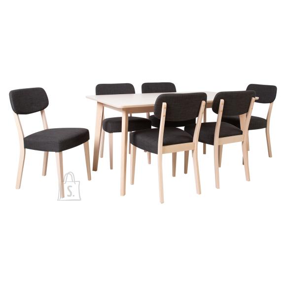 Söögilauakomplekt ADORA 6-tooliga (21926