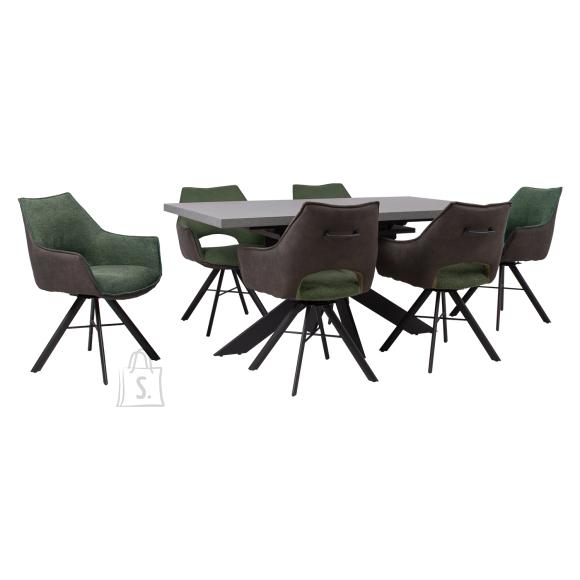 Söögilauakomplekt EDDY 6-tooliga 24501