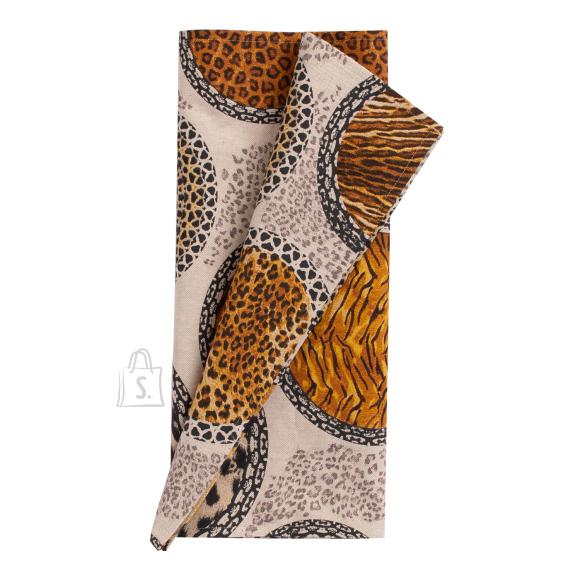 Linik LEOPARD 43x116cm, leopardi muster