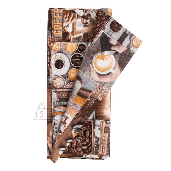 Linik HOLLY 43x116cm, kohvi