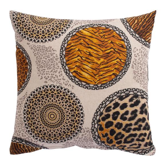 Padi LEOPARD 45x45cm, leopardi muster