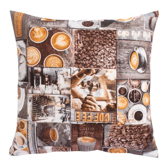 Padi HOLLY 45x45cm, kohvi