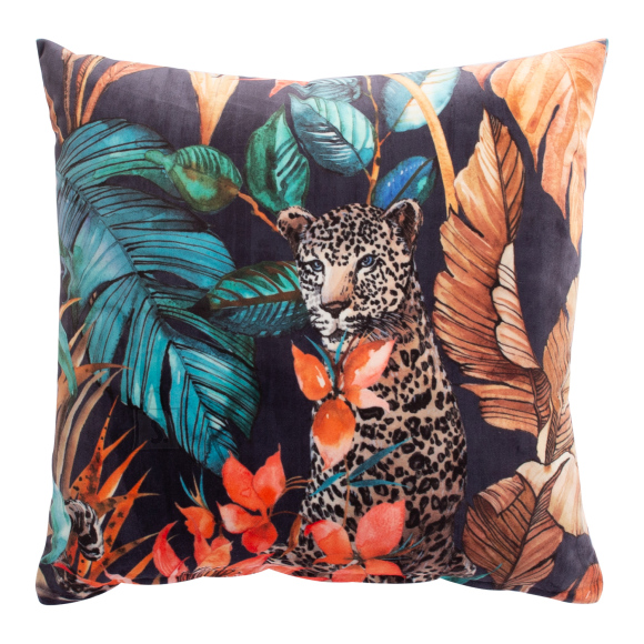 Padi LEOPARD 45x45cm, leopard džunglis