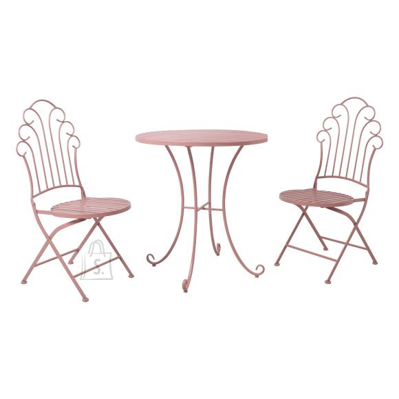 Komplekt ROSY laud ja 2 tooli (40063)