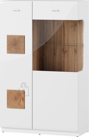 Vitriinkapp Wood madal