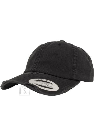 Flexfit katkise välimusega nokamüts