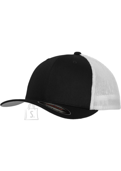Flexfit kahevärviline nokamüts