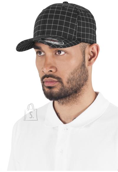 Flexfit ruuduline nokamüts