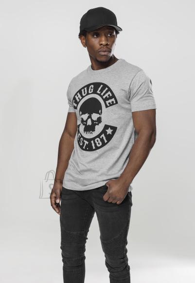 Thug Life meeste T-särk Skull