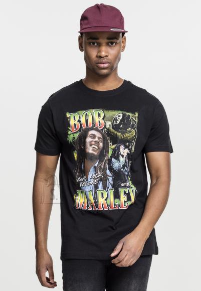 Mister Tee meeste T-särk Bob Marley Roots