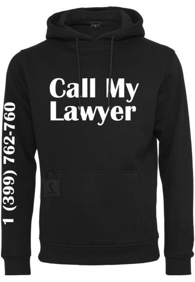 Mister Tee MT991 meeste dressipluus Call My Lawyer
