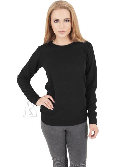 Urban Classics tepinguga naiste sviiter