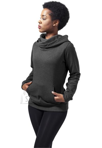 Urban Classics TB1327 kõrge kaelusega naiste dressipluus