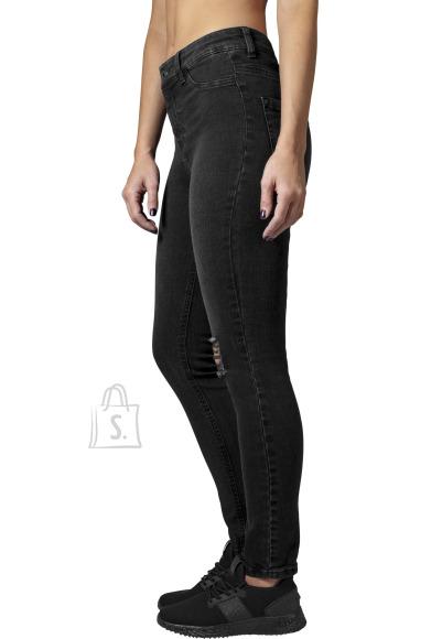 c74ee9abb19 Urban Classics   katkised naiste teksapüksid   SHOPPA.ee