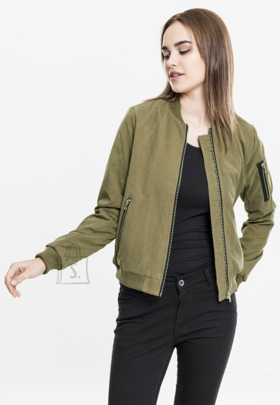 Urban Classics naiste bomber-jakk