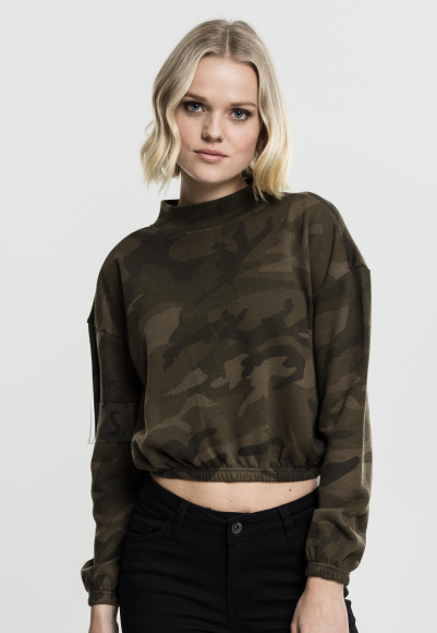 Urban Classics kamuflaažiga naiste sviiter