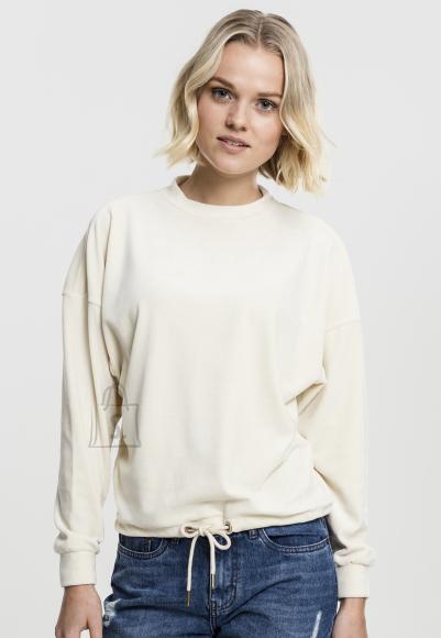 Urban Classics TB1730 naiste ülesuuruses velvet sviiter