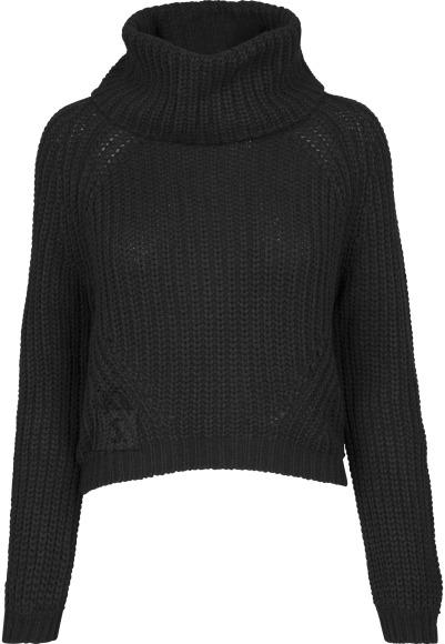 Urban Classics kõrge kaelusega sviiter naiste