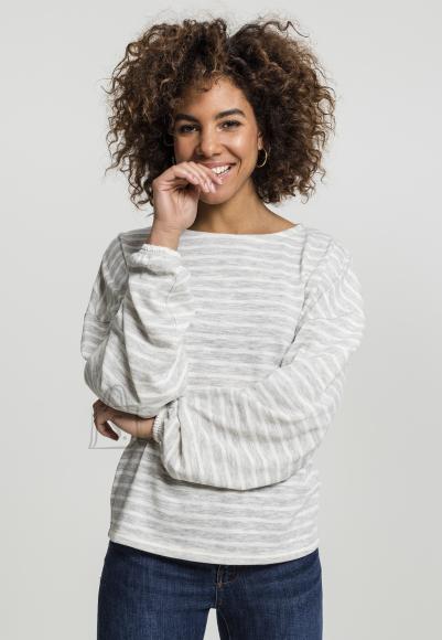 Urban Classics triibuline pullover naiste