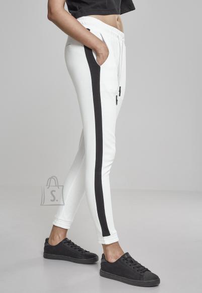Urban Classics triibuga dressipüksid naiste