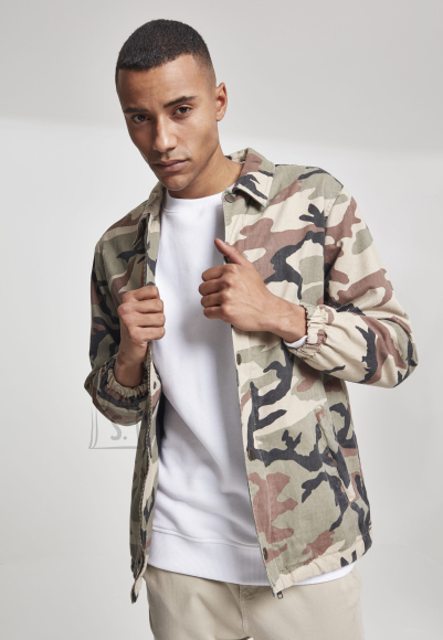 Urban Classics kamuflaažiga meeste jakk