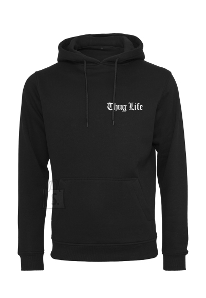 Thug Life kapuutsiga meeste dressipluus