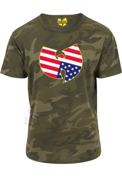 Wu-Wear T-särk American Camo