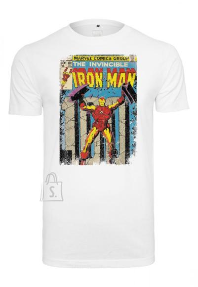 MC380 meeste T-särk Iron Man