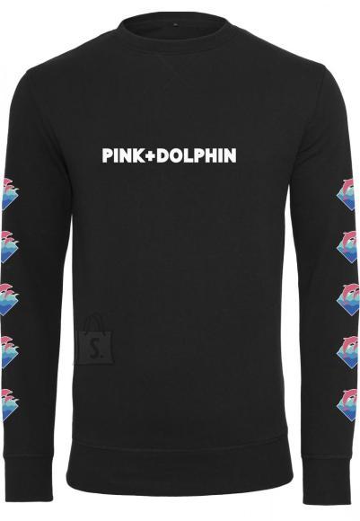 Pink Dolphin PD031 logoga meeste sviiter