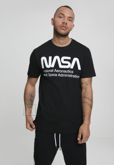 Mister Tee meeste T-särk NASA Wormlogo