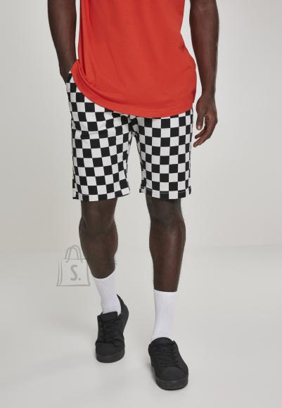 Urban Classics ruudulised meeste lühikesed püksid