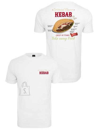 Mister Tee meeste T-särk Create Your Kebab