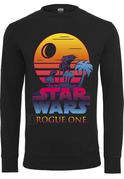 Merchcode meeste dressipluus Rogue One Logo Sunset