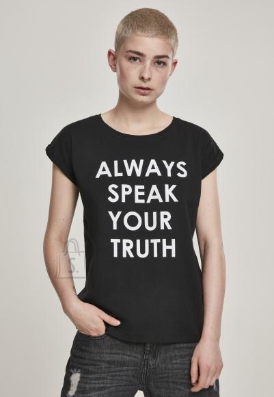 Mister Tee naiste T-särk Speak Truth