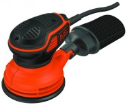 Black & Decker Ekstsentriklihvija KA199 / 125 mm