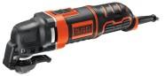 Black & Decker Multitööriist MT300KA + 11-osaline tarvikute komplekt