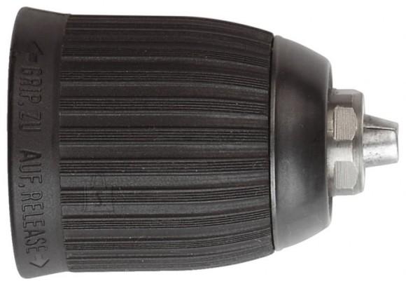 Metabo Võtmeta padrun Futuro Plus S1, löögiga akutrellile / 1-10mm
