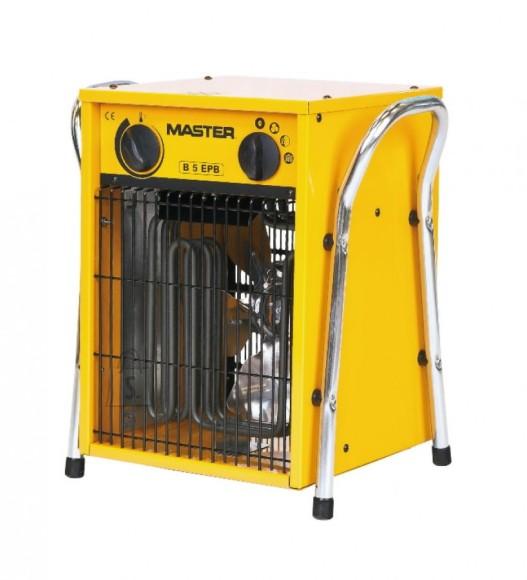 Master elektri soojapuhur elektri B 5 EPB, 400V, 5 kW,