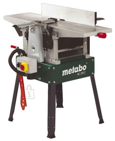 Metabo Höövel-paksusmasin HC 260 C / 2,8 DNB, Metabo