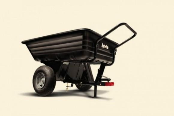 Agri-Fab Järelhaagis, polüpropüleen, 158 kg kandevõime