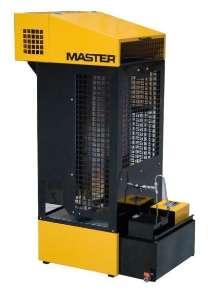 Master universaalne soojapuhur õliküttega WA 33 C, 33 kW